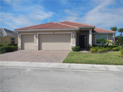North Fort Myers Single Family Home For Sale: 20515 Sky Meadow Ln