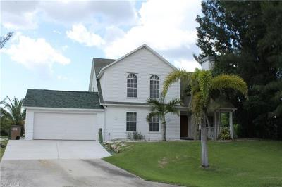 Cape Coral Single Family Home For Sale: 2124 NW 44th Pl