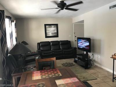 Cape Coral Condo/Townhouse For Sale: 4931 Vincennes Ct #4