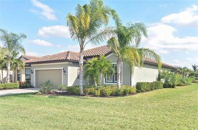 Estero Single Family Home For Sale: 20359 Black Tree Ln