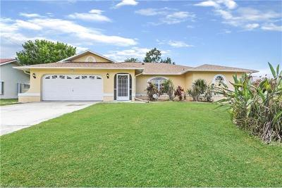 Cape Coral Single Family Home For Sale: 222 SE 47th St