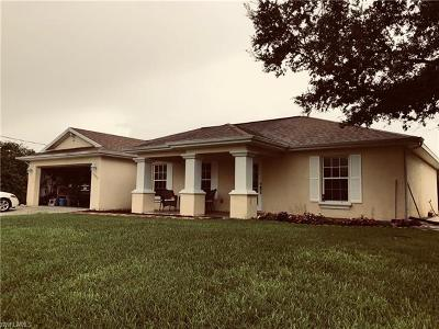 Lehigh Acres Single Family Home For Sale: 5007 Bygone St