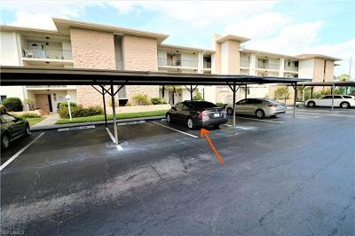 Fort Myers Condo/Townhouse For Sale: 2100 Barkeley Ln #20