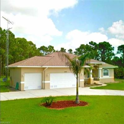 Port Charlotte Single Family Home For Sale: 8282 Matecumbe Rd