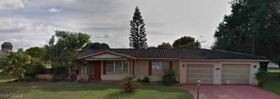 Lehigh Acres Single Family Home For Sale: 220 Punta Alta Ct