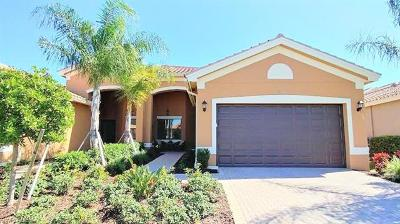 Cape Coral, Fort Myers, Fort Myers Beach, Estero, Bonita Springs, Naples, Sanibel, Captiva Condo/Townhouse For Sale: 11976 Five Waters Cir