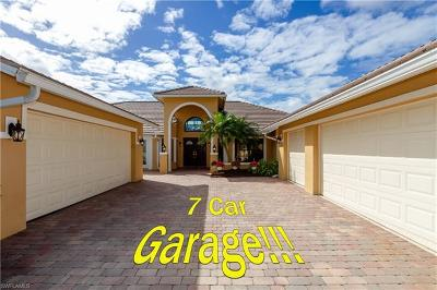 Fort Myers Single Family Home For Sale: 8060 Glenfinnan Cir