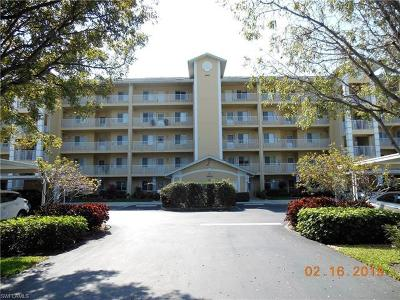 Estero Condo/Townhouse For Sale: 19851 Breckenridge Dr #407