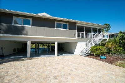Bonita Springs, Cape Coral, Estero, Fort Myers, Fort Myers Beach, Lehigh Acres, Marco Island, Naples, Sanibel, Captiva Condo/Townhouse For Sale: 1350 Middle Gulf Dr #1F