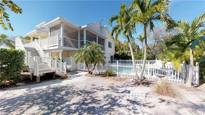 Sanibel Single Family Home For Sale: 5186 Sea Bell Rd