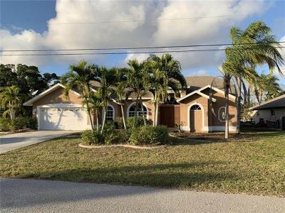 Cape Coral Single Family Home For Sale: 1117 SE 4th St