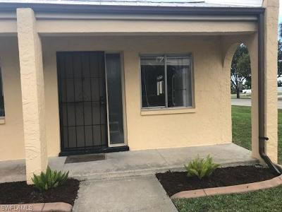 Cape Coral Condo/Townhouse For Sale: 4608 SE 4th Pl #1