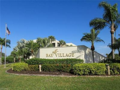 Fort Myers Beach Condo/Townhouse For Sale: 21440 Bay Village Dr #227