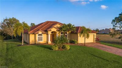 Cape Coral Single Family Home For Sale: 2117 NW 26th Pl