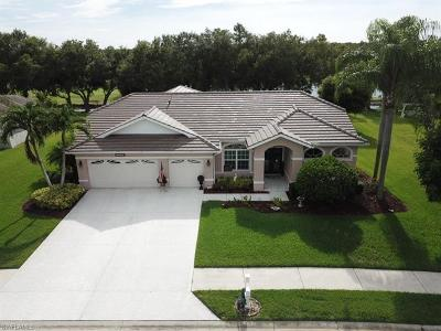 Fort Myers Single Family Home Pending With Contingencies: 12581 Allendale Cir