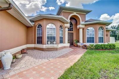 Cape Coral Single Family Home For Sale: 1421 SW 9th Ave