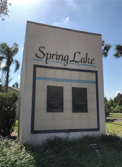 Fort Myers Condo/Townhouse For Sale: 6272 Westshore Dr #1