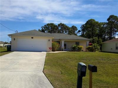 Cape Coral Single Family Home For Sale: 3617 NE 17th Pl