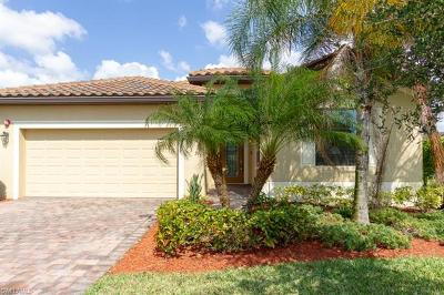 Fort Myers Single Family Home For Sale: 9331 Via San Giovani St