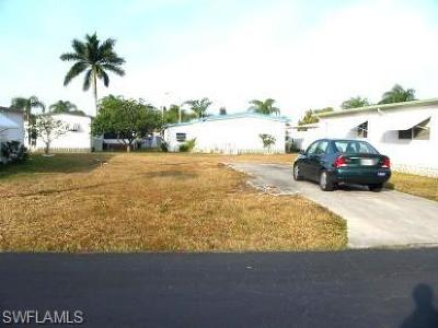 Fort Myers Residential Lots & Land For Sale: 133 Granada St