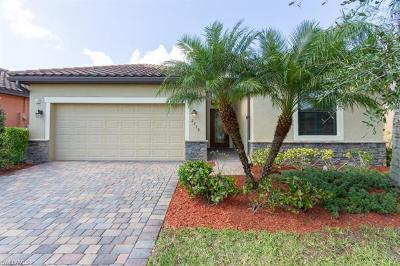 Fort Myers Single Family Home For Sale: 2710 Via Santa Croce Ct