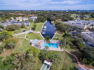 North Fort Myers Condo/Townhouse For Sale: 1111 Tropic Ter