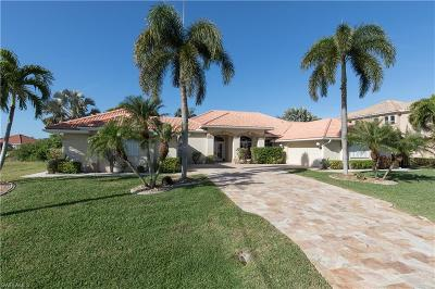 Cape Coral Single Family Home For Sale: 3024 SW 26th Ct
