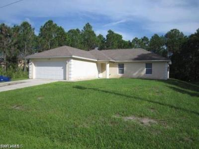 Lehigh Acres Rental For Rent: 1123 Colonial St E