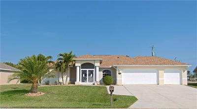 Cape Coral Single Family Home For Sale: 4209 SW 17th Ave