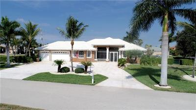 Cape Coral Single Family Home For Sale: 2931 SW 39th Ter