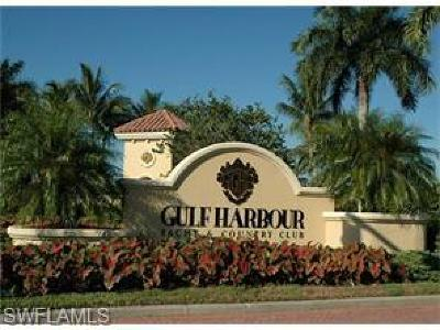 Fort Myers Condo/Townhouse Pending With Contingencies: 14348 Harbour Landings Dr #10A