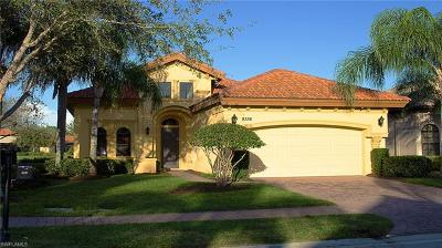 Fort Myers Single Family Home For Sale: 8336 Provencia Ct