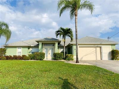 Cape Coral Single Family Home For Sale: 2615 Surfside Blvd
