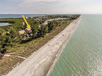 Captiva, Sanibel Condo/Townhouse For Sale: 1404 Beach Cottages