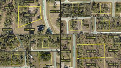 Lehigh Acres Residential Lots & Land For Sale: 3110 45th St W