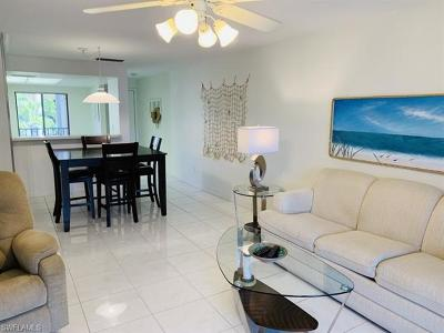 Fort Myers Condo/Townhouse For Sale: 11300 Caravel Cir #209