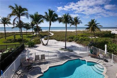 Fort Myers Beach FL Single Family Home For Sale: $2,950,000