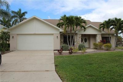 Lee County Single Family Home For Sale: 1501 El Dorado Pky W