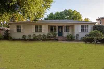 Edison Park, Seminole Park Single Family Home For Sale: 1820 Llewellyn Dr