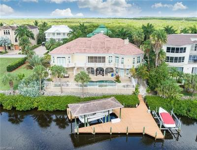 Fort Myers Beach FL Single Family Home For Sale: $1,995,000