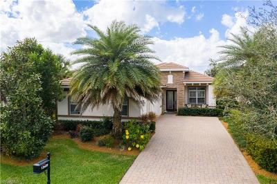 Fort Myers Single Family Home For Sale: 12609 Fairway Cove Ct