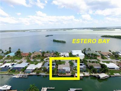 Fort Myers Beach Single Family Home For Sale: 16 Bayview Blvd