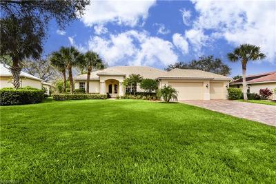 Fort Myers Single Family Home For Sale: 11010 Mahogany Run