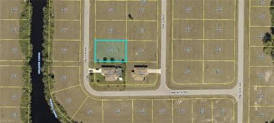 Cape Coral Residential Lots & Land For Sale: 4013 NW 37th Ave