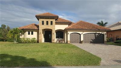 Cape Coral Single Family Home For Sale: 1551 NW 28th Ave