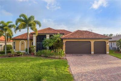 Cape Coral Single Family Home For Sale: 2024 SW 44th Ter