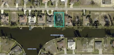 Cape Coral Residential Lots & Land For Sale: 2210 SW 38th Ter