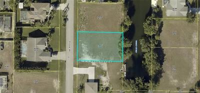 Cape Coral Residential Lots & Land For Sale: 1237 SW 3rd Ave