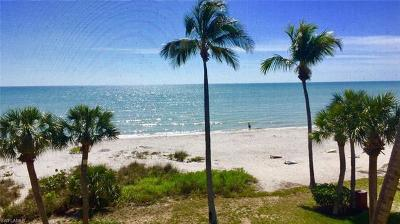 Lee County Condo/Townhouse For Sale: 2445 W Gulf Dr #E35