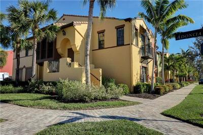 Fort Myers Condo/Townhouse For Sale: 11923 Adoncia Way #2801